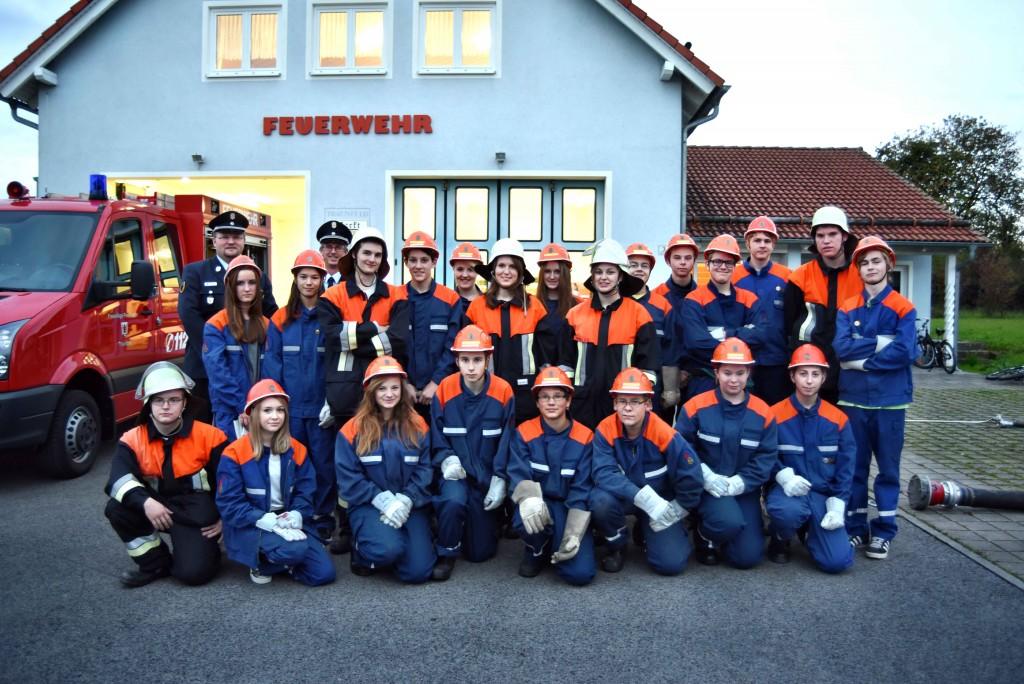 nm land nbs - FF-Jugendleistungsabzeichen-Traunfeld